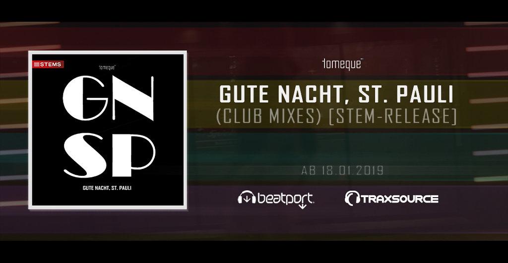 STEM-Release zu Gute Nacht, St. Pauli